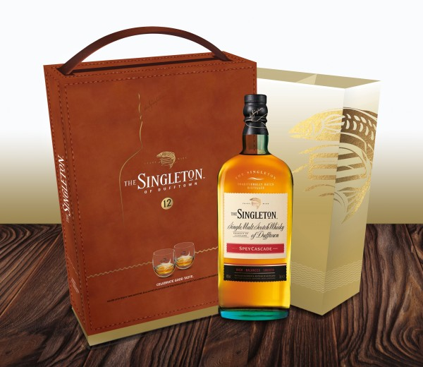 Singleton Whiskey Gift Set
