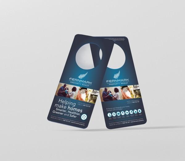 Fernmark Door Hangers