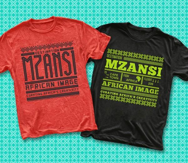 African Image Mzansi T-shirts