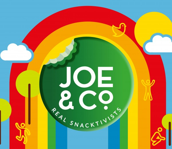 Joe & Co Logo Redesign & Branding Concept