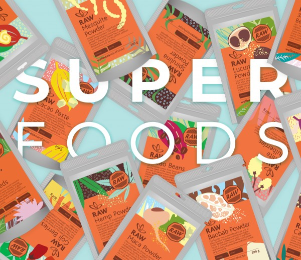 Wellness Warehouse Superfoods Range